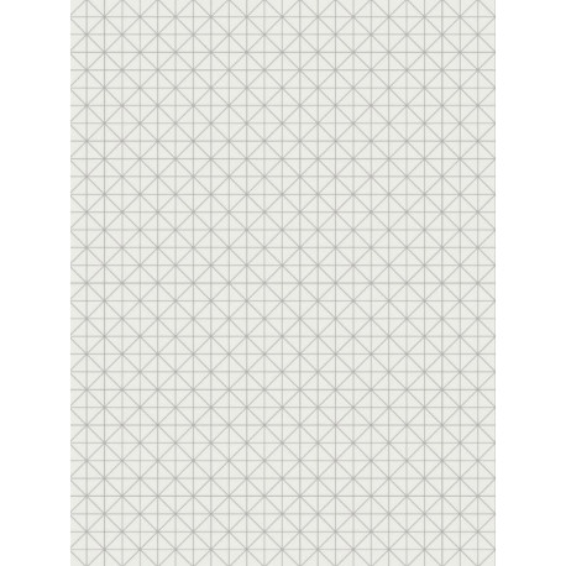 Papier peint intissé Origami gris - TONIC Caselio