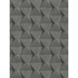 Papier peint Béton gris anthracite - TONIC - Caselio - TONI69509903