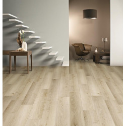 BALTERIO - Parquet Stratifié Dolce Vita 747 Chêne Continental naturel - 7mm