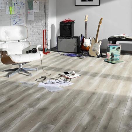 Sol Stratifié Chêne vintage gris - Classic 1050 PARADOR