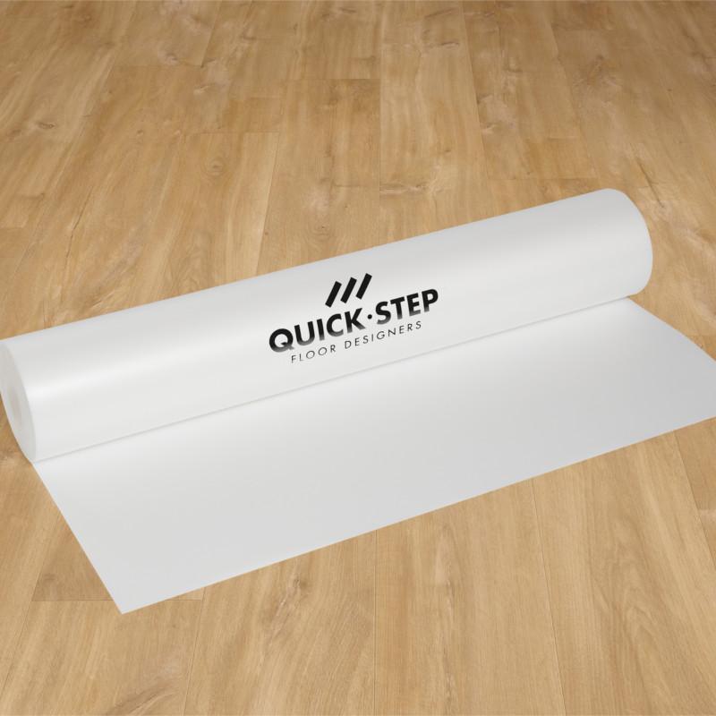 Sous-couche livyn BASIC isolation acoustique - spéciale Sol PVC à clipser - QUICK STEP