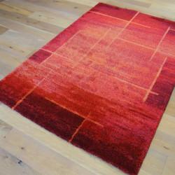 Tapis classique rouge/orange - 160x230cm - UMBRIA