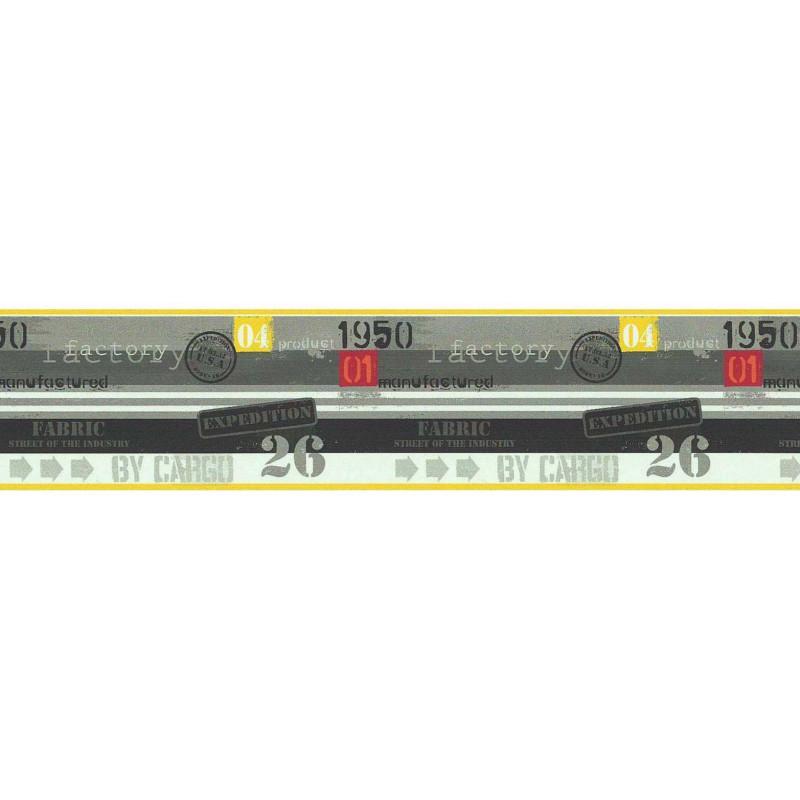 Frise adhésive By Cargo Factory - Lutèce - 27140102-B