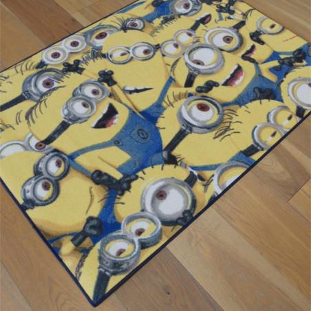 Tapis Enfant - Les Minions  - 95x133cm