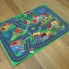 Tapis Enfant - Circuit voitures : petit village - 100x165 cm