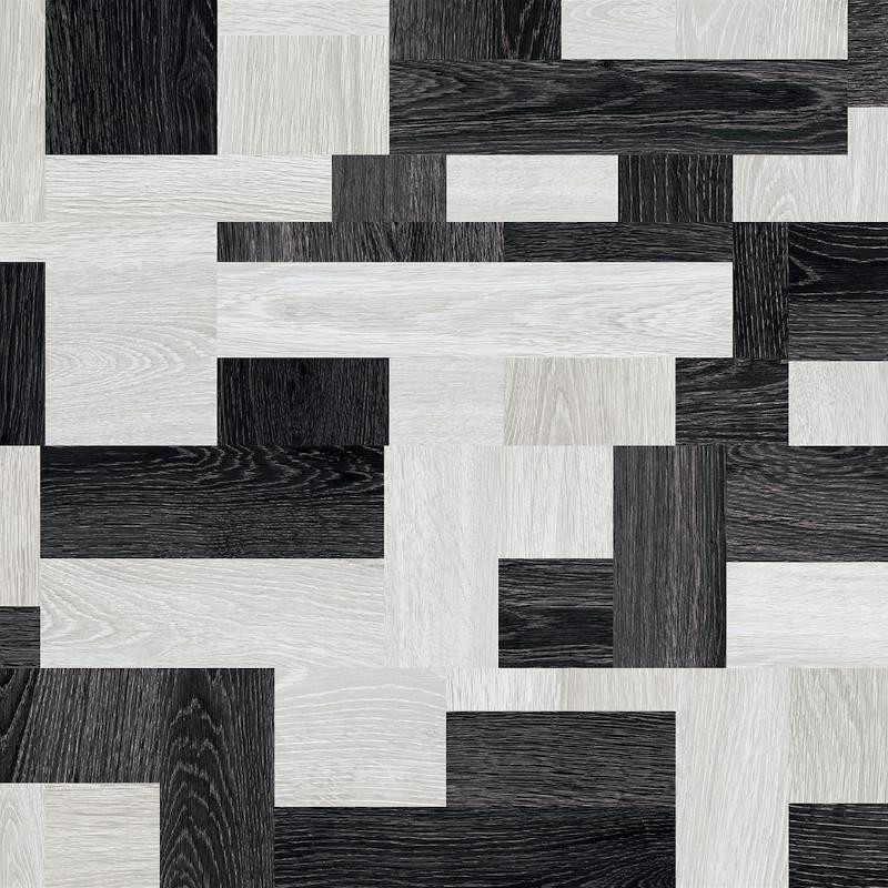 balterio parquet stratifi xpressions 98 domino noir et blanc 8mm. Black Bedroom Furniture Sets. Home Design Ideas