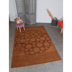 Tapis ARTE ESPINA - BLISS Marron