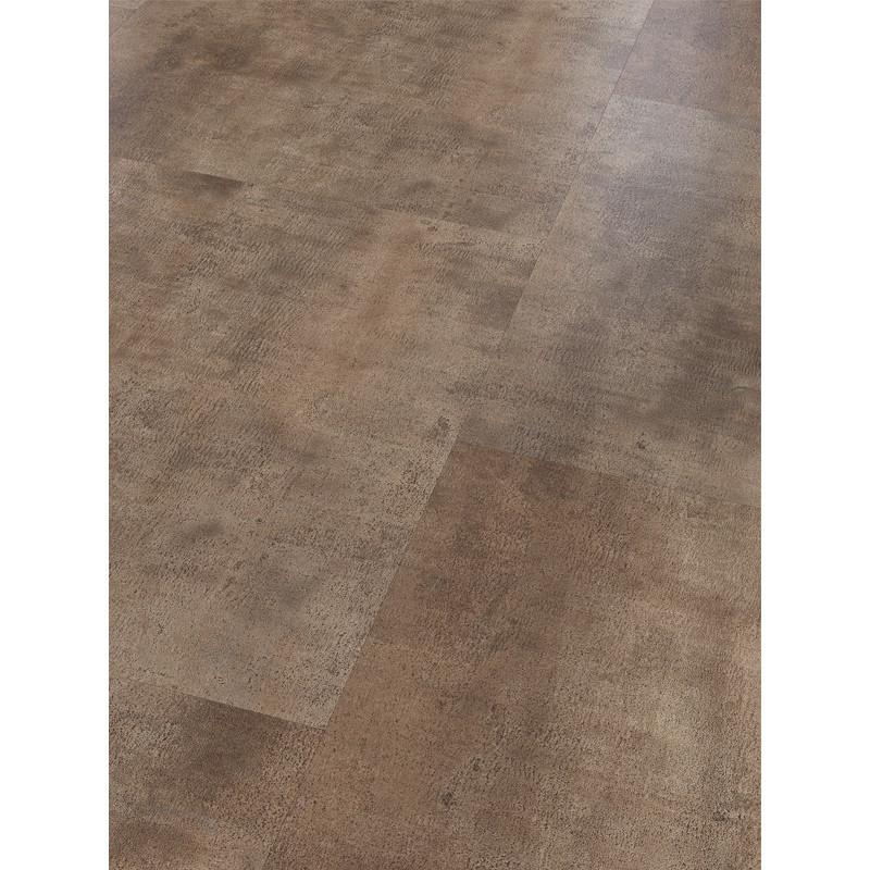 Dalle PVC auto-plombante Arizona LLT200 béton gris aspect minéral - Looselay DESIGNFLOORING