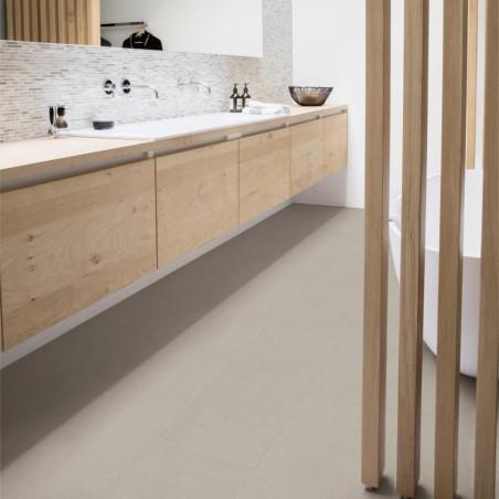 """Lame PVC clipsable """"Vibrant Sable AMCP40137"""" - Livyn Ambient Click + QUICK STEP (très résistant)"""