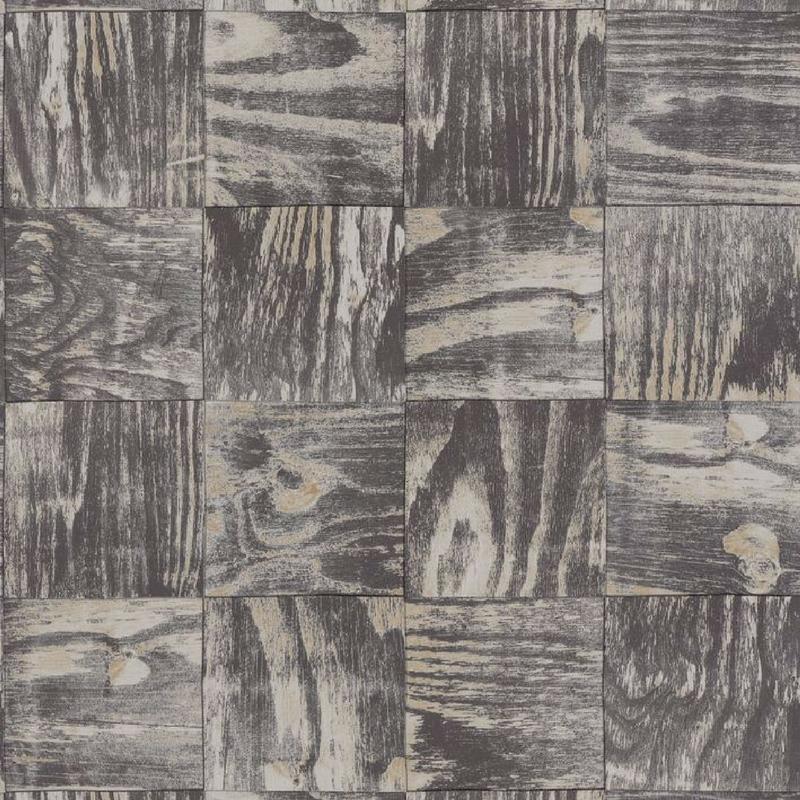 Papier peint patchbois - Material - Caselio