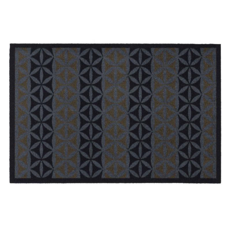 tapis d 39 entr e motifs kelim g om trique ethnique par hamat 45x75cm. Black Bedroom Furniture Sets. Home Design Ideas