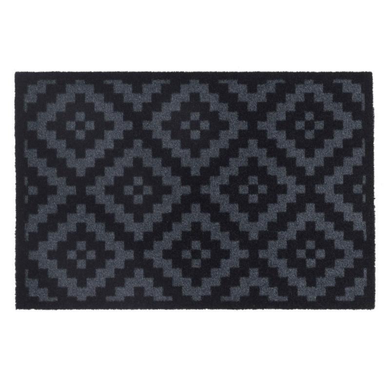 Paillasson / Tapis de propreté PRESTIGE quilt black Hamat