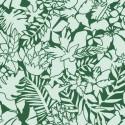 Papier peint Jungle vert - Smile - Caselio