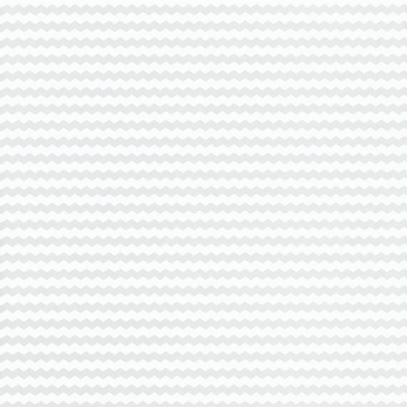 Papier peint chevronné gris - Smile - Caselio