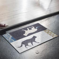 Tapis de propreté - paillasson Chats in out - EFIA