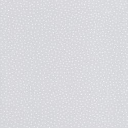 Papier peint Les P'tits Pois gris clair - SMILE - Caselio - SMIL69729200