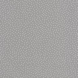Papier peint les p'tits pois gris foncé - Smile - Caselio