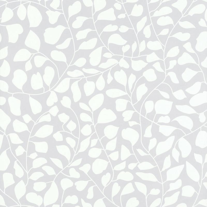Papier peint lianes gris- Smile - Caselio