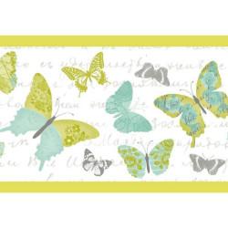 Frise pour enfant, Papillons, PRETTY LILI, CASELIO
