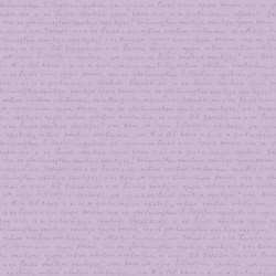 Papier peint pour enfant WORDS, violet PRETTY LILI, CASELIO
