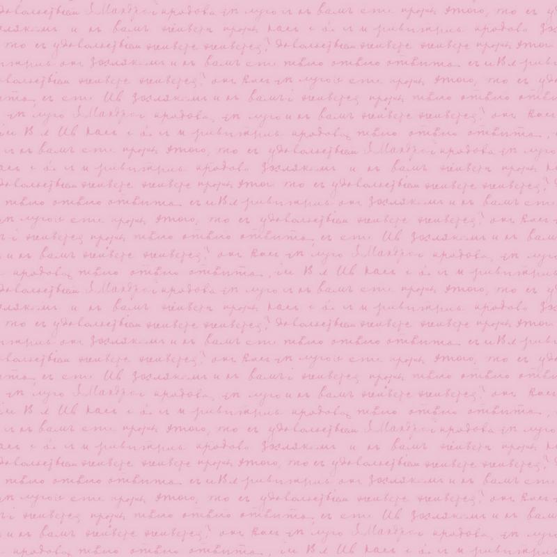 Papier peint Words rose - PRETTY LILI - Caselio - PRLI69124008