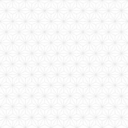 Papier peint Origami blanc et gris - GRAPHIQUE Ugepa