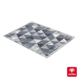 Tapis de propreté - paillasson triangles vintage gris MIABELLA - Astra Schöner Wohnen
