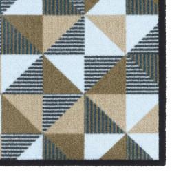 Paillasson / Tapis de propreté PRESTIGE geometric beige Hamat