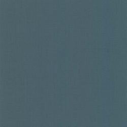 Papier peint uni bleu canard - Rétro Vintage - Lutèce