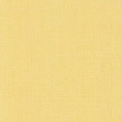 Papier peint uni jaune - Rétro Vintage - Lutèce
