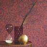 Papier peint ORSAY orange - Signature - Casadeco
