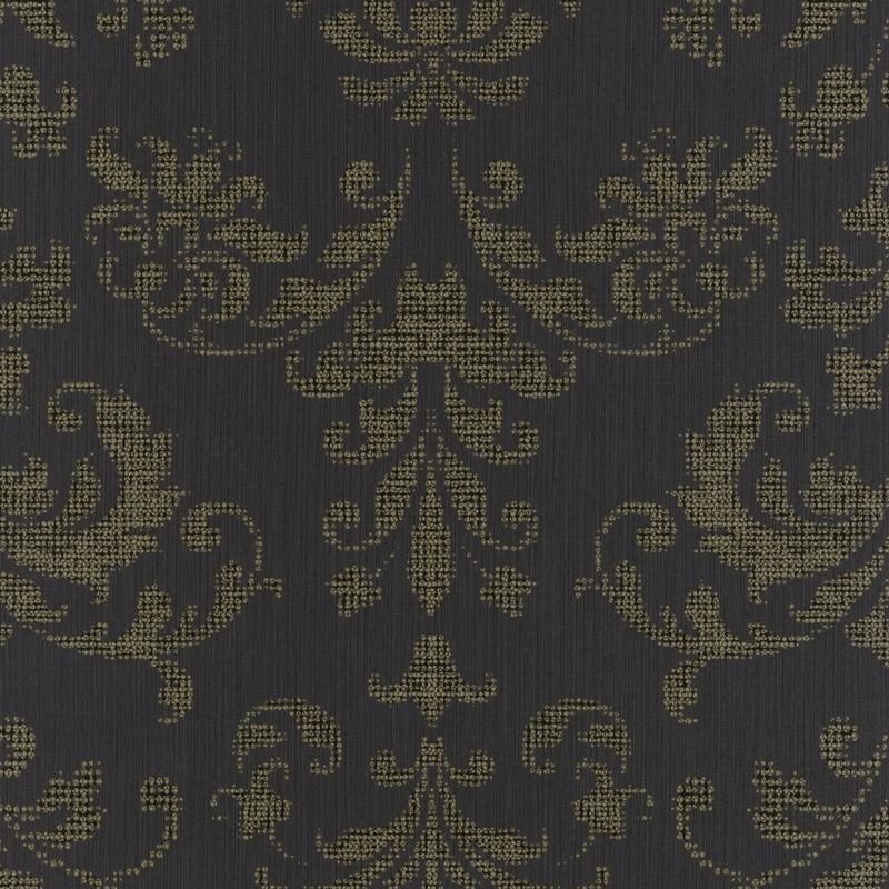 Papier peint Palace gris - SIGNATURE - Casadeco - SIGN81999504