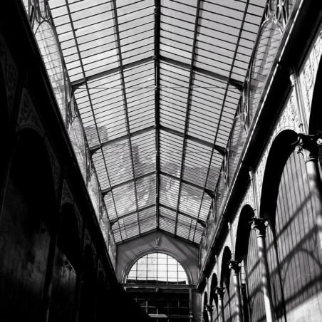 Panoramique toiture avec verrière XXL - Factory III - Rasch