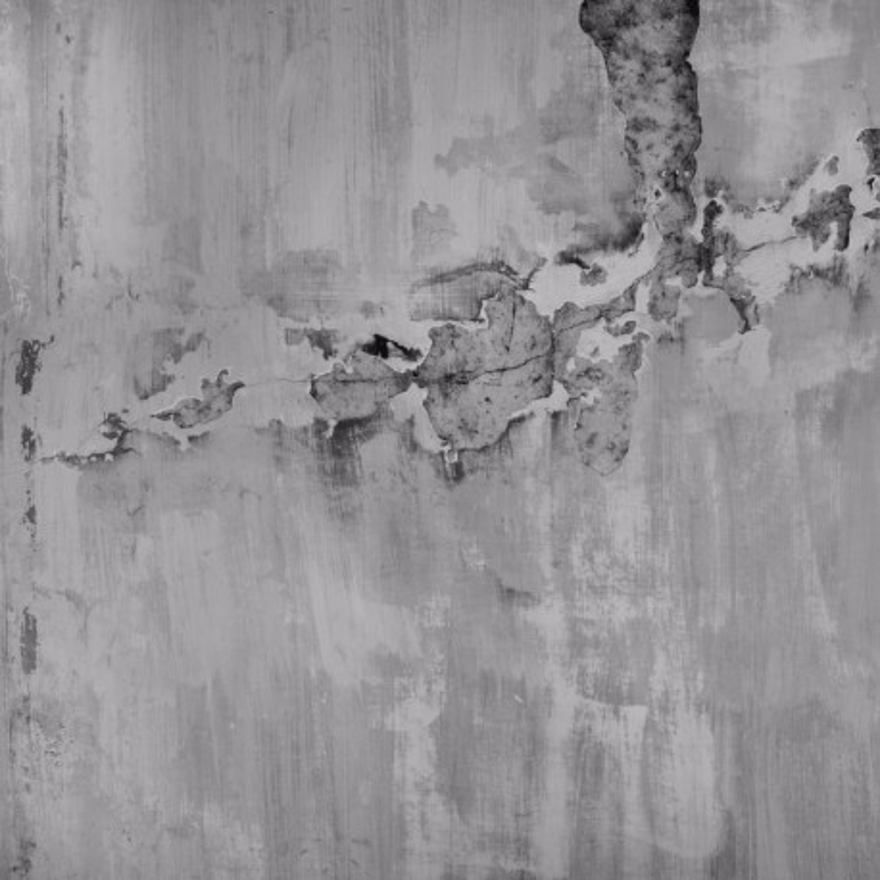 Panoramique Mur Béton gris - FACTORY III - Rasch - 439915