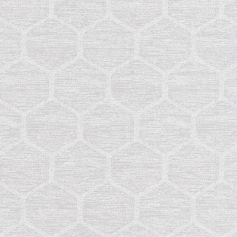 Papier peint MARYLEBONE gris clair - Chelsea - Casadeco