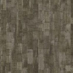 Papier peint SHOREDITCH gris et or - Chelsea - Casadeco