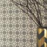 Papier peint OSCAR beige - Chelsea - Casadeco