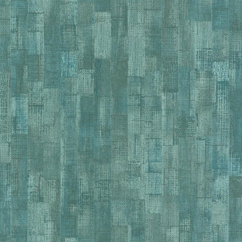 Papier peint SHOREDITCH gris, bleu - Chelsea - Casadeco