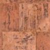 Papier peint métal rouille - Factory III - Rasch