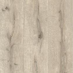 Papier peint bois taupe - Factory III - Rasch