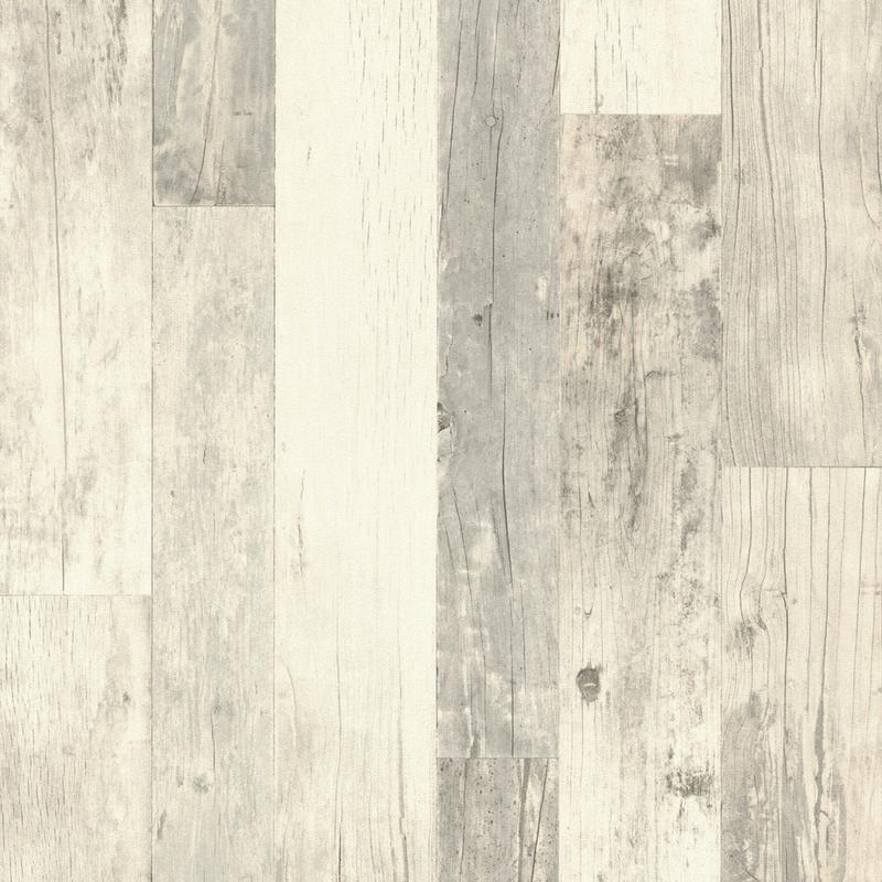 Papier peint Planches de bois - FACTORY III - Rasch - 941647