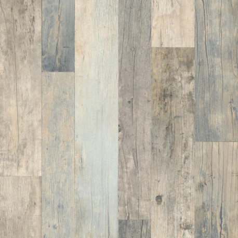 Papier peint Planches de Bois naturel - FACTORY III - Rasch - 941623