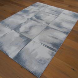 Tapis motif géométrique abstrait gris - 160x230cm - Shift - BALTA