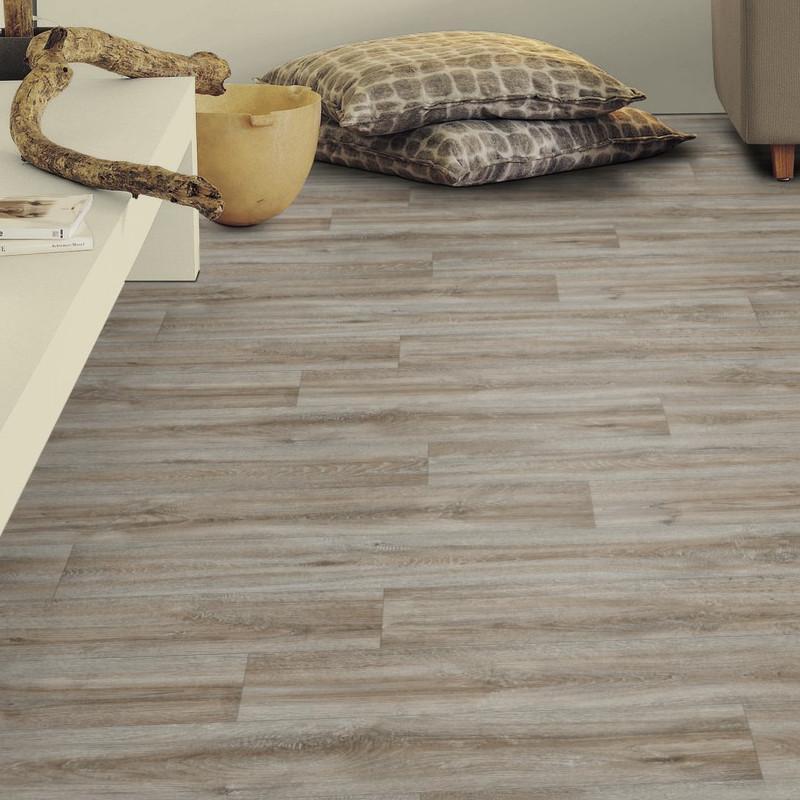 Revêtement PVC - Largeur 3m - Exclusive 280T CONCEPT SCANDINAVIA - Tarkett - Imitation parquet - Apunara Oak Grey