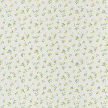 Papier peint Liberty bleu - ASHLEY - Caselio - ASHL69376074
