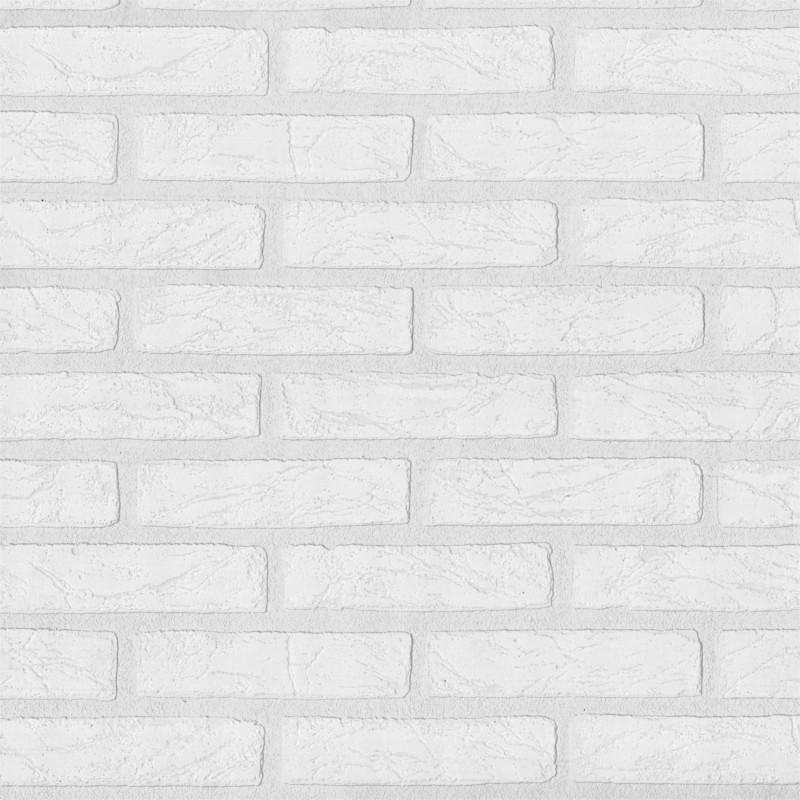 Papier peint Briques blanches - Erismann - 09136-30