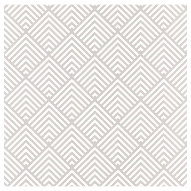 Papier peint Pyramid Triangles beige - SPACES - Caselio - SPA100091012