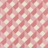Papier peint Square Triangles Rose – SPACES – Caselio