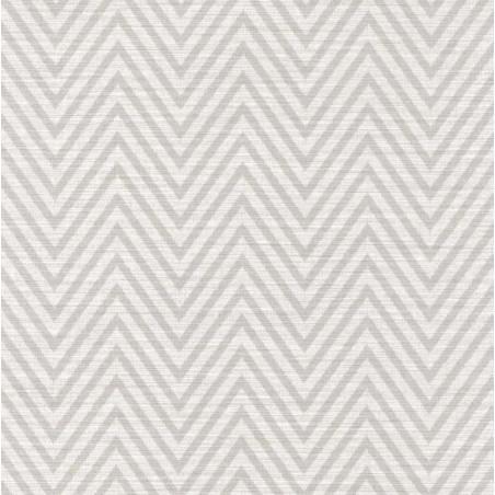 Papier peint Canvas lignes géométriques taupe – Acapulco - Caselio