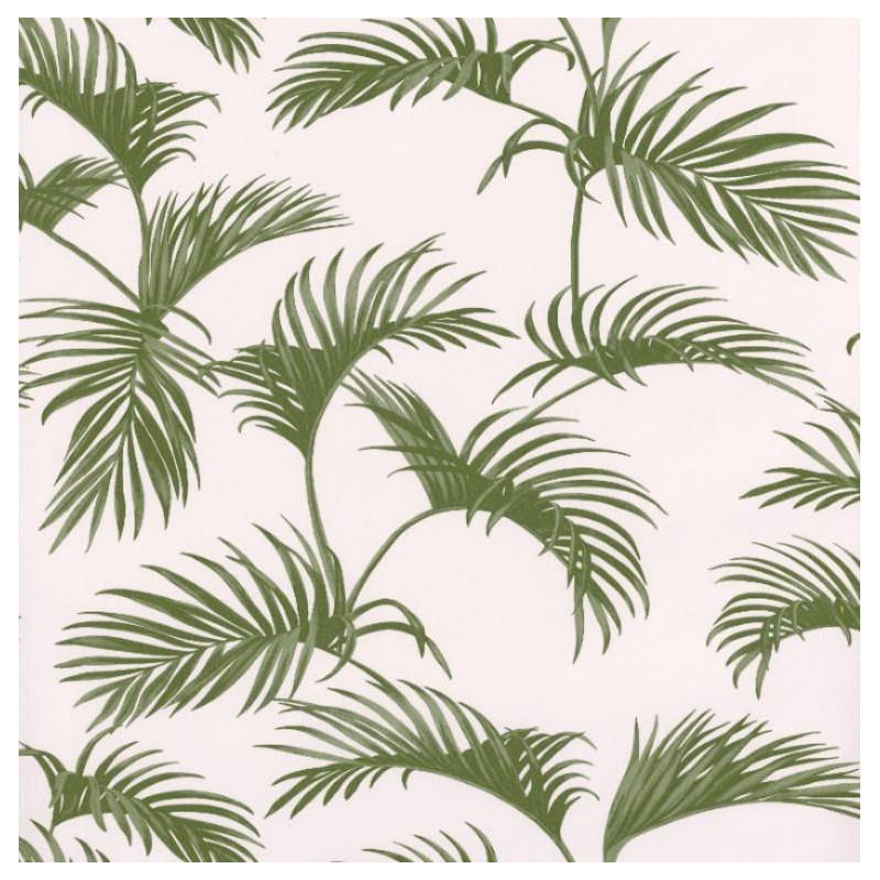 Papier peint Palmes vert - JUNGLE - Caselio - JUN100037011
